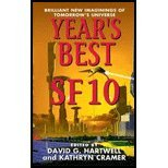 img - for YEAR'S BEST SF (10) Ten: Sergeant Chip; First Commandment; Burning Day; Scout's book / textbook / text book