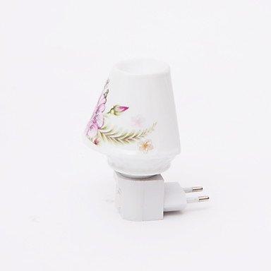 Flower Pattern 2 Mode LED Lamp Night Light(110V-240V)