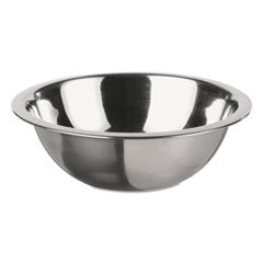 Show ** Mixing Bowl, Stainless Steel, 1 qt, 7 5/8