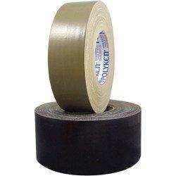 Polyken Berry Plastics Olive Duct Tape - 3 in Width x 12 mil
