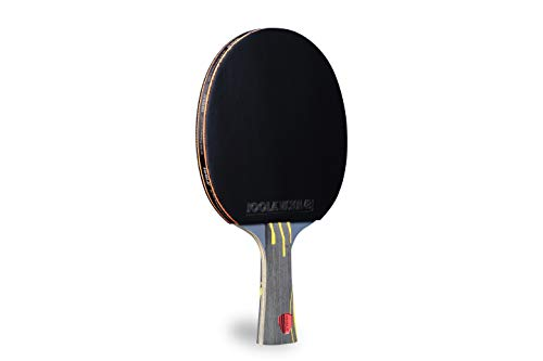 JOOLA Infinity Overdrive Infinity Series Overdrive Racket with Carbon-Kevlar Blade, Flared Handle