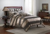 Veratex Hollister Stripe Duvet Cover, ()