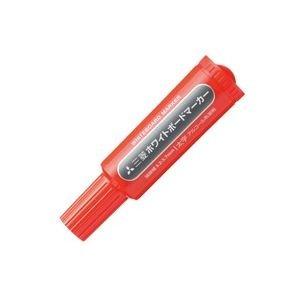 (業務用200セット) 三菱鉛筆 ホワイトボードマーカー PWB7M15 太赤   B07PD9WK62