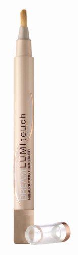 Maybelline New York Dream Lumi Touch Concealer Sand 03 / Sandfarbiger Abdeckstift, Teint-Make-Up für Abdeckung und Aufhellung, inkl. Dreh-Applikator, 1 x 1,5 ml