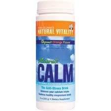 Natural Calm Orange-8 oz Brand: Natural Calm