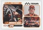 (Tony Stewart (Trading Card) 2007 Press Pass Traks - Driver's Seat #DS)