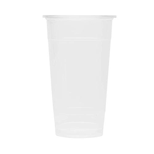 Karat C1012-K 24 oz 700 cc Translucent PP U-Rim Cups (Case of ()