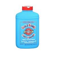 Gold Bond Foot Powder Medicated 4oz (3 Pack)