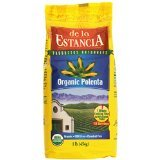 DE LA ESTANCIA POLENTA CORN MEAL, 16 OZ