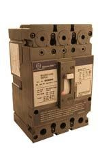 Circuit Breaker, 3Pole, 7A, E, 600V by GE