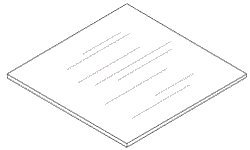 Gasket/Diaphragm Sheet Material for A-dec RPD114