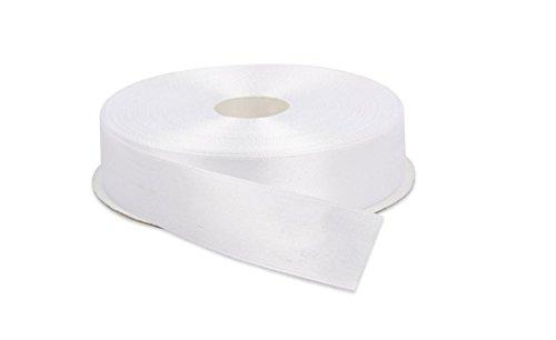 White ribbon Thick Yards Ribbons