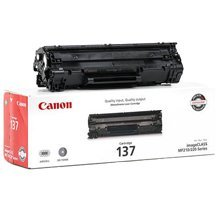 ~Brand New Original OEM-CANON 137 (9435B001) Laser Toner Cartridge Black