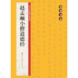 Ancient classical calligraphy copybook rubbings Jicui: lower case by Zhao Tao Te Ching(Chinese Edition) pdf