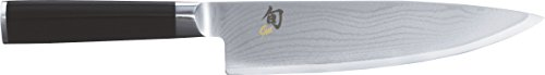 Shun DM0706 Classic 8-Inch Chef's Knife Kershaw Shun Classic Slicing Knife