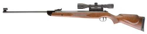 RWS Model 350 Magnum .177 Caliber Pellet Rifle Combo