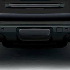 Chevy Tahoe Trailer Hitch (2008-2013 Chevrolet Tahoe and Suburban Trailer Hitch Cover by GM 19172860)
