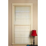 Mainstays Room Darkening Mini Blinds, Off-White