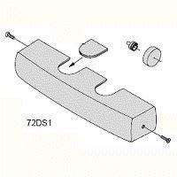 LCN 1460-72DS1 Designer Series Metal Cover