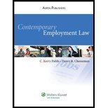 img - for Contemporary Employment Law by C. Kerry Fields, Henry R. Cheeseman. (Aspen Publishers,2010) [Hardcover] book / textbook / text book