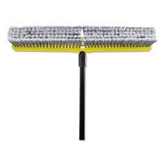 Fine Floor Sweeper Polypropylene Fill 24 Brush 3 Bristles Gray 1 Dozen by Unknown