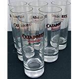 (6) Set Tequila Cazadores Reposado 100% De Agave 12 Oz.