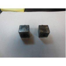 OKUMA HOWA MILLAC2 CNC HORIZONTAL MILL LOT OF 2 BT50 SPINDLE FINGERS PARTS