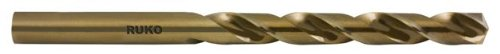 Ruko 2155090 - Broca HSS Co5 Cobalto, rectificadas con autocentrado en bolsa de plá stico (9 mm) rectificadas con autocentrado en bolsa de plástico (9 mm) RUKO GmbH