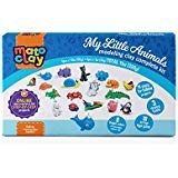 MatoClay Polymer Clay Set Oven Bake Modeling Kit for Kids - My Little
