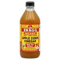 Vinegar Bragg Cider Apple Mother With (Bragg Organic Unfiltered Apple Cider Vinegar - 16 Ounce (3 Pack))