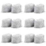 6 Pack Water filters with Ion-Exchange Resin for Replacement Keurig 2.0 By Possiave¡­