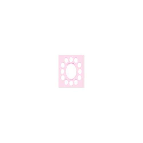 Baby Pink Scrap-a-mat Photo Mat 11 X 14
