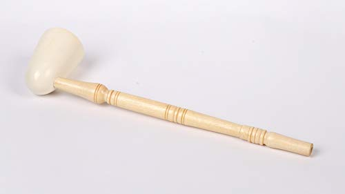 Billiard Wood Stem Turkish Meerschaum Pipe