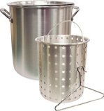 Camp Chef 42-Quart Aluminum Pot -