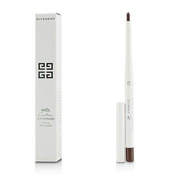 Givenchy Khol Couture Waterproof Retractable Eyeliner, No.02 Chestnut, 0.01 Ounce