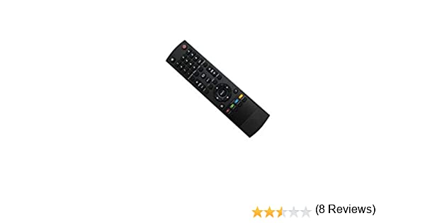 Universal Replacement Remote Control fit for Westinghouse RMT-11 UW40T2BW LD-4680 LCD LED HDTV TV