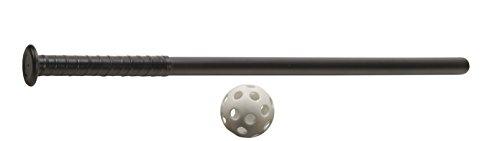 Athletic Specialties Baseball Training Bat W/12 Golf Ball Sized Plastic Balls by Athletic Specialties