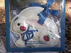 Lenox Poppies on Blue Barnyard Collection Bunny Cookie Press