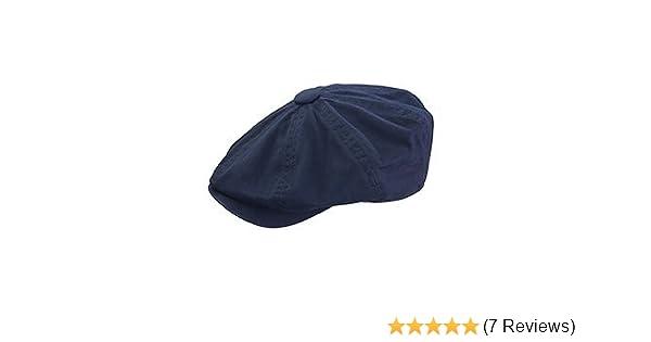 Broner Mo Money Cotton Newsboy Cap (Small ecb50d7bec75