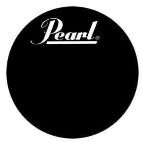 Pearl PTH22PL 22-Inch Ebony Protone with Pearl Logo and EQ Ring