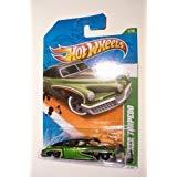 (Hot Wheels 2011 Treasure Hunts Tucker Torpedo 1/15 Green)