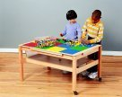 Childcraft Sand And Water Table Standard Grid Top by Child Craft