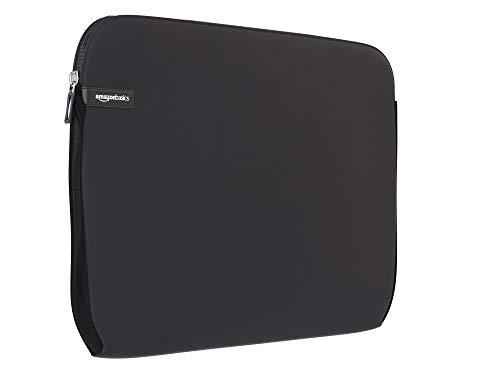 AmazonBasics 15.6-Inch Laptop Macbook Sleeve Case - Black