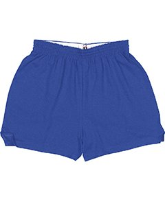Badger Sport Ladies Cheerleader Shorts - 7202 - Royal - Large