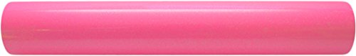 Firefly Craft Glitter Heat Transfer Vinyl For Silhouette And Cricut, 12 Inch by 20 Inch, Neon Pink