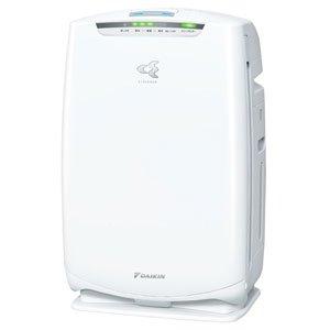 ダイキン PM2.5対応加湿空気清浄機(空清19畳まで/加湿11畳まで ホワイト)DAIKIN 加湿ストリーマ空気清浄機 MCK40P-W