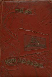 (Custom Reprint) Yearbook: 1949 Moses Lake High School - Tyee Yearbook (Moses Lake, WA) (Moses Lake High School Moses Lake Wa)