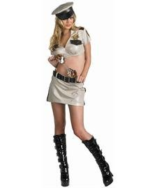 Reno 911 Costume Women (Reno 911 Female Deluxe Adult Costume 12-14)