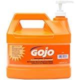 Gojo Natural Orange Smooth Hand Cleaner, 1 gal