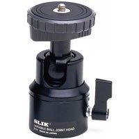 SLIK Standard Ballhead II - Supports 11.00 lb (4.99 kg), Black (618-709)
